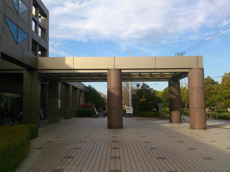 建物の外観の写真です。