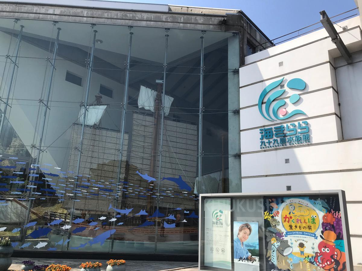 人気の水族館
