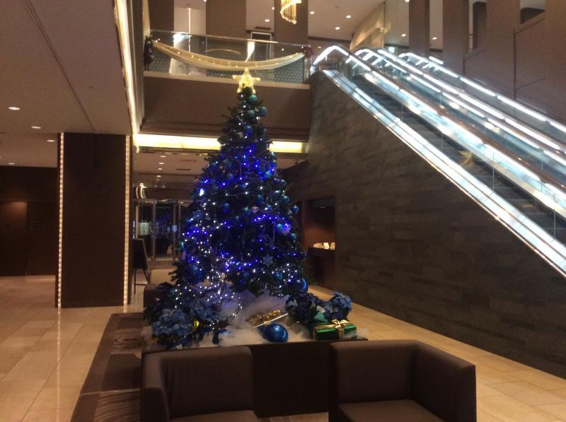 クリスマスシーズン装飾