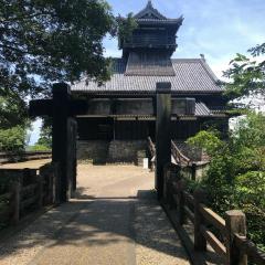 綾・国際クラフトの城(綾城歴史資料館)