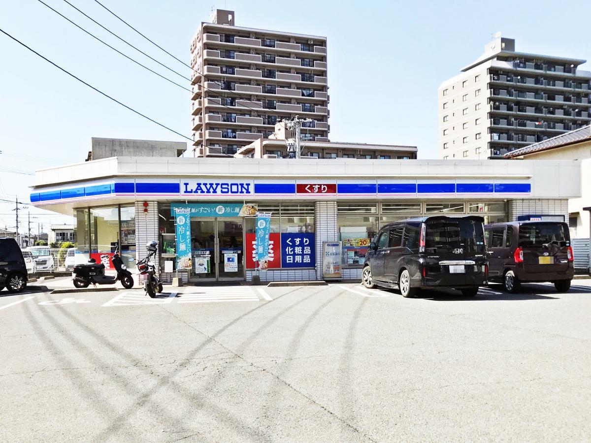 ローソン熊本健軍町店