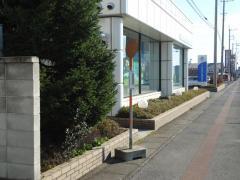 「連取新田」バス停留所