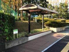 「摂津市役所前」バス停留所