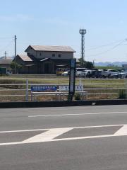 「新土河原町入口」バス停留所