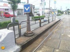 県立体育館前駅