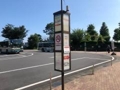 「三井アウトレットパーク前」バス停留所