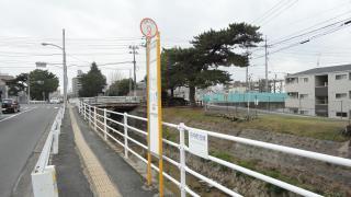 「府中町役場東口」バス停留所