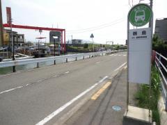「鶴島」バス停留所