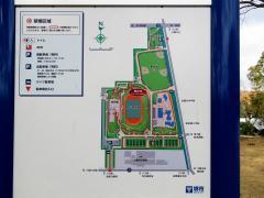 金岡公園陸上競技場