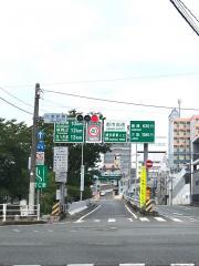 博多駅東出入口(IC)