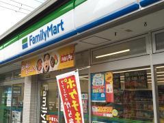 ファミリーマート 川田一丁目店