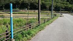 「作木別」バス停留所