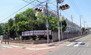 大阪教育大学附属高校平野校舎