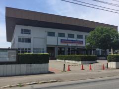 カクヒログループスタジアム(青森市民体育館)