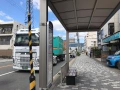 「小野駅」バス停留所