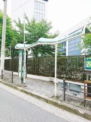 「北出戸」バス停留所