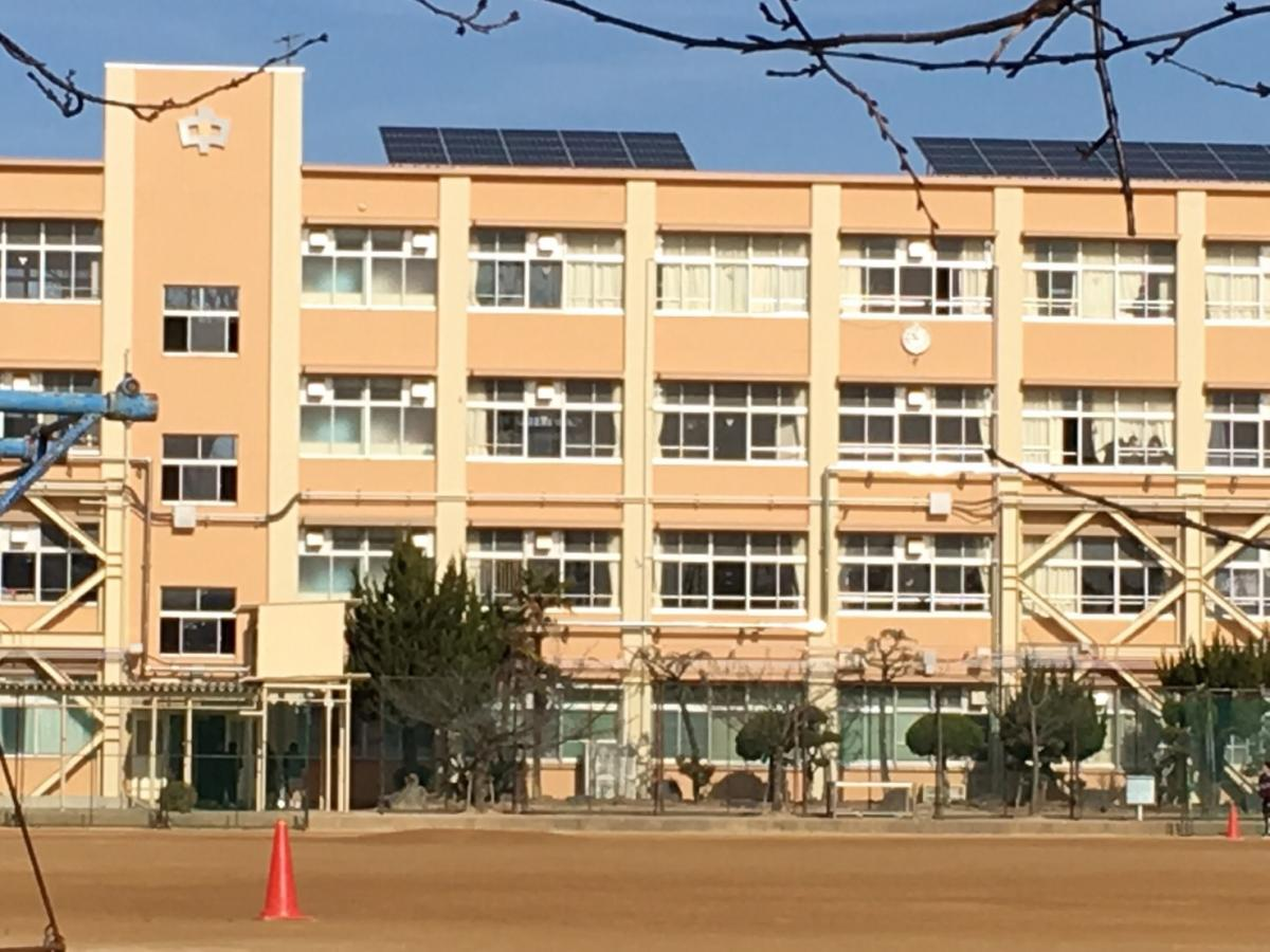 岩岡中学校