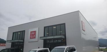 ユニクロ 氷上店