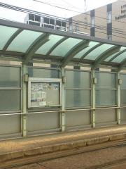 競馬場前駅