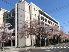 あきる野市役所