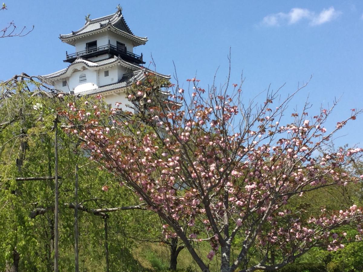掛川城です。