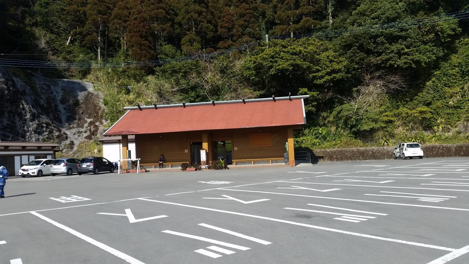「鵜戸神宮」バス停留所