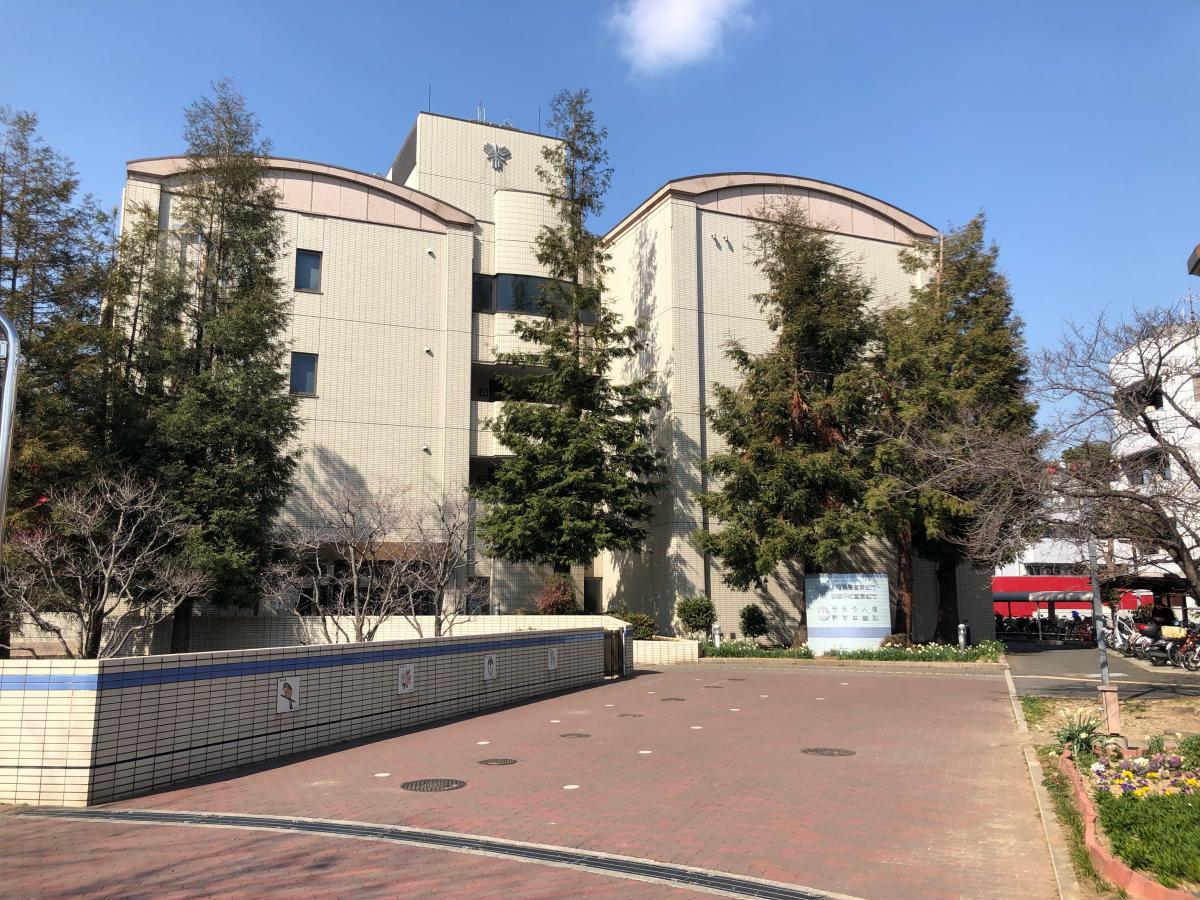 堺市中区役所