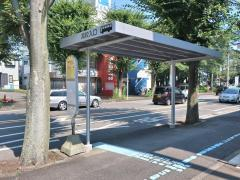 「高校入口(相模原市)」バス停留所