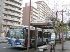 「浄心町」バス停留所