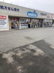 ウエルシア 富山八尾店