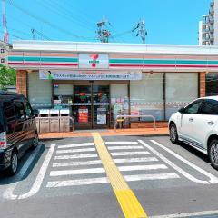 セブンイレブン 大阪鶴見緑地店