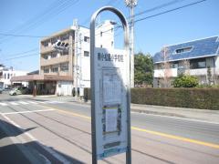 「南小松島小学校前」バス停留所