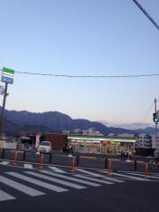 ファミリーマート 塩山小屋敷店