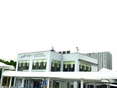 国際展示場駅