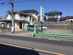「箱根ケ崎三丁目」バス停留所