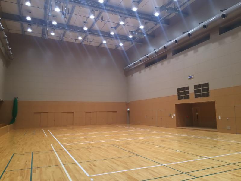 守山 スポーツ センター