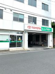 トヨタレンタリース名古屋新豊橋駅前店