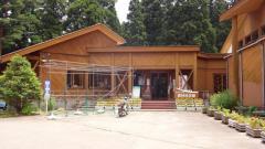 県民公園頼成の森森林科学館
