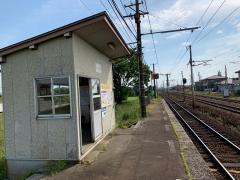 越中中村駅
