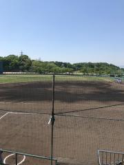 山城総合運動公園野球場