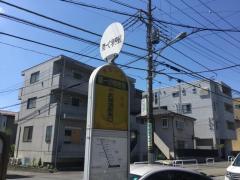 「第一小学校(小金井市)」バス停留所