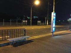 「神石橋」バス停留所