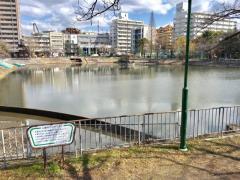 隼人池公園