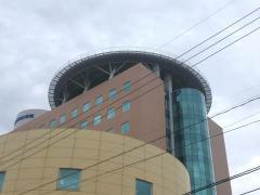 福岡和白病院ヘリポート