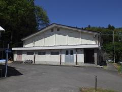 松川地区体育館