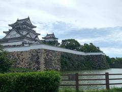 岸和田城跡