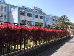 西中原中学校