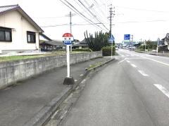 「船倉」バス停留所