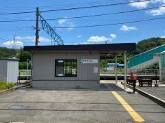 羽前中山駅