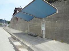 「芦原」バス停留所